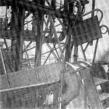 Abb. 8 Landgang und Teile der Löschbrücke von Wilhelmshaven