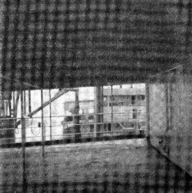Abb. 10 Überdachung am Maschinenschacht