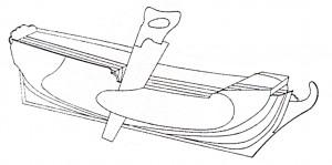 Abb. 29 Beispiel für den Rumpfaufbau in der Senk-recht-Schichtbauweise