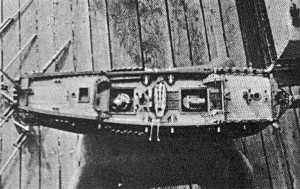 Abb. 37 Der fertige Rumpf