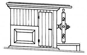 Abb. IV-11 Steuerhaus, Seitenansicht