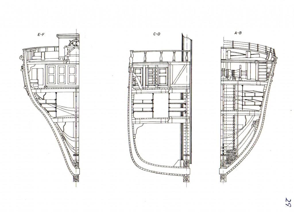 Tafel IV Rumpfquerschnitte (aus Me. 9/67, S. 379)