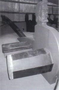 Abb. 11: Bratspill-Beting mit Kopf und Luke. Photo B. Haddock